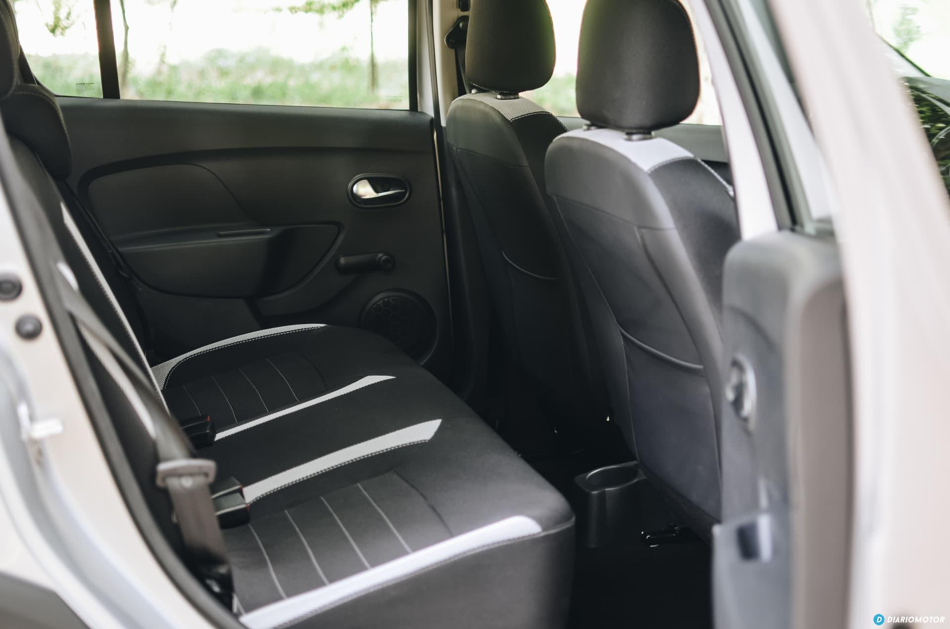 Dacia Sandero Prueba 7