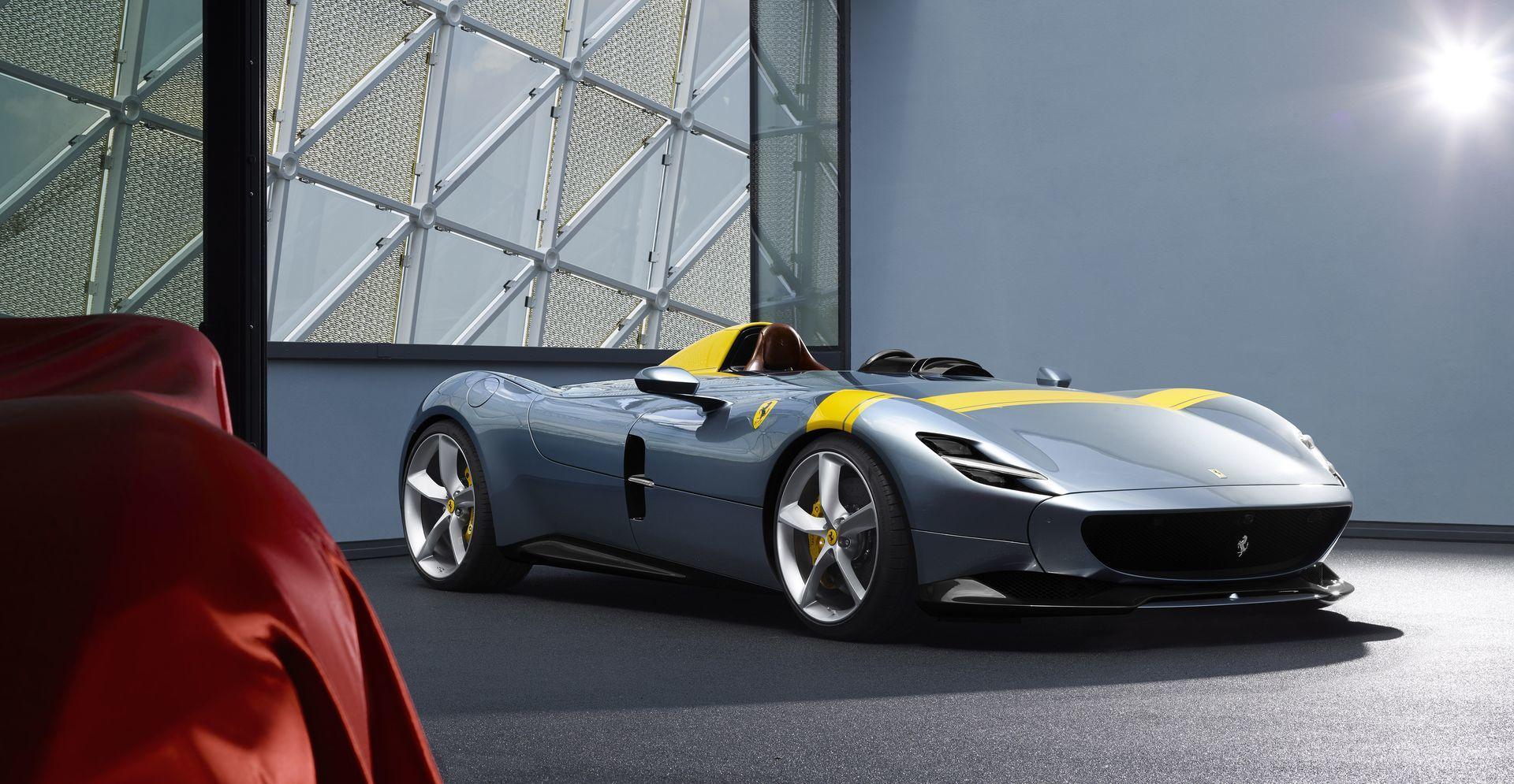 Ferrari Monza Sp1 Sp2 1