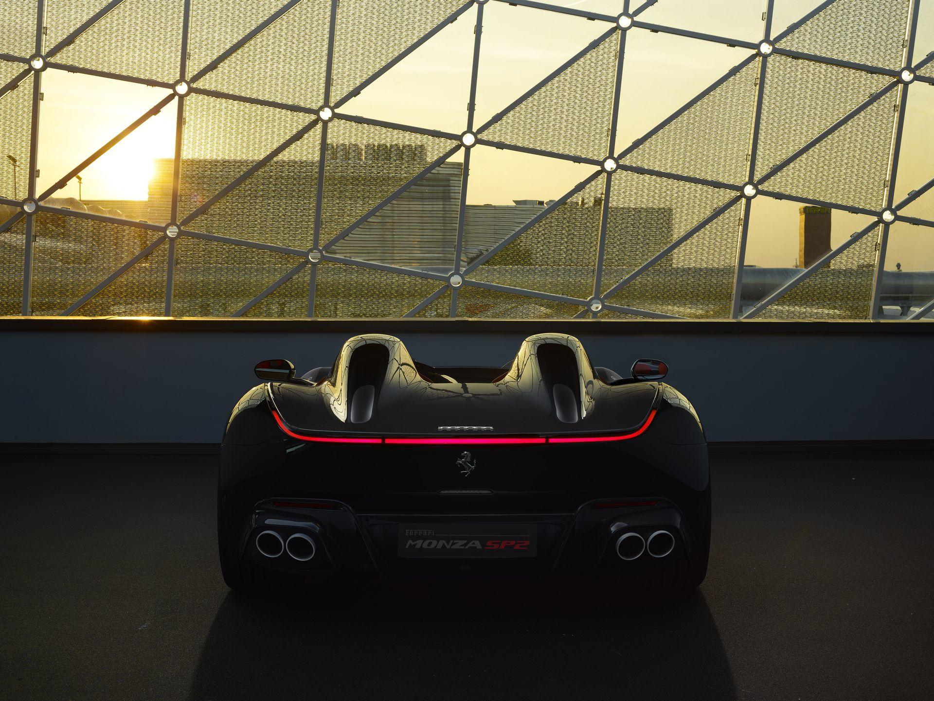 Ferrari Monza Sp1 Sp2 10