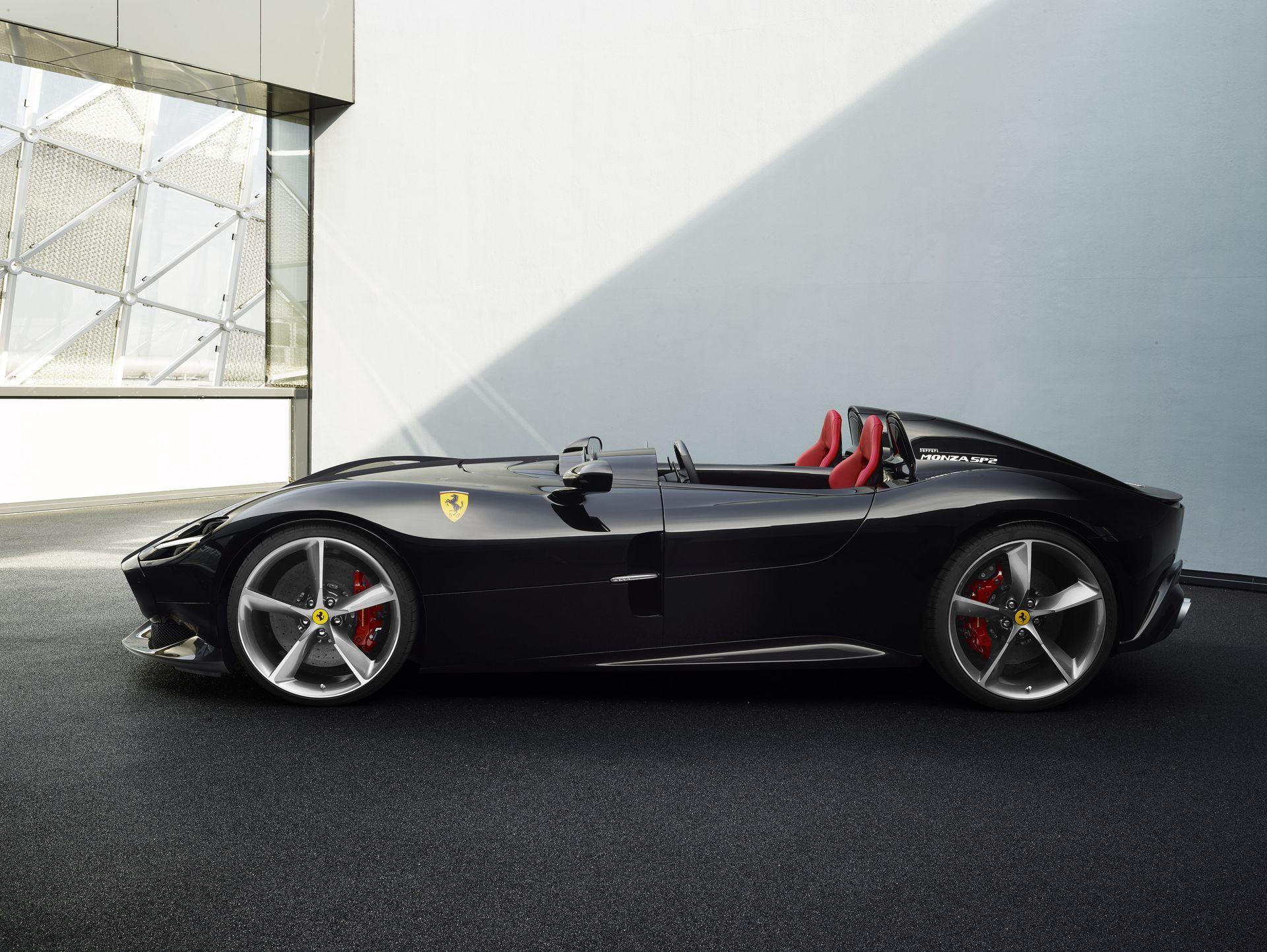 Ferrari Monza Sp1 Sp2 11