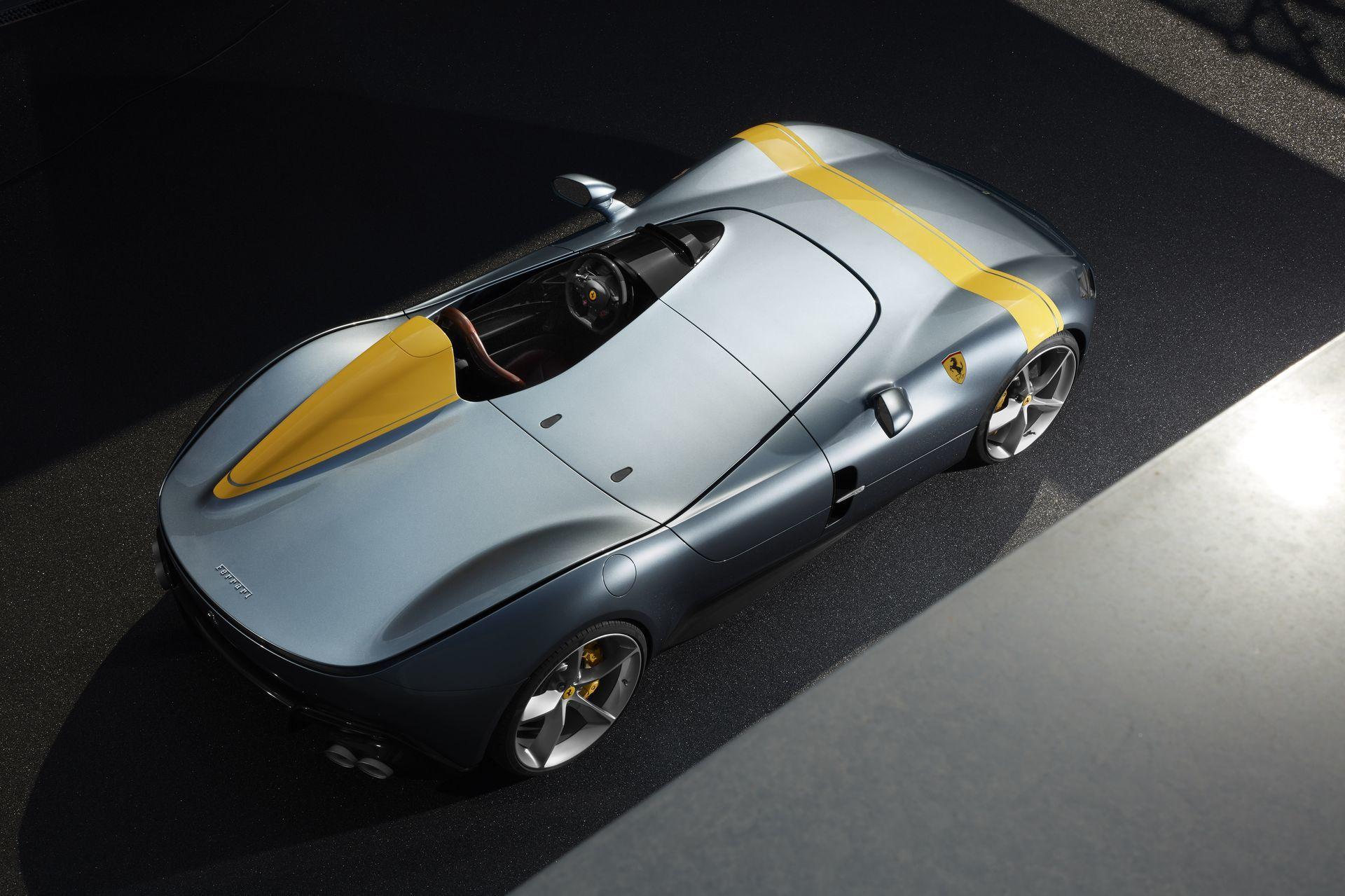 Ferrari Monza Sp1 Sp2 4