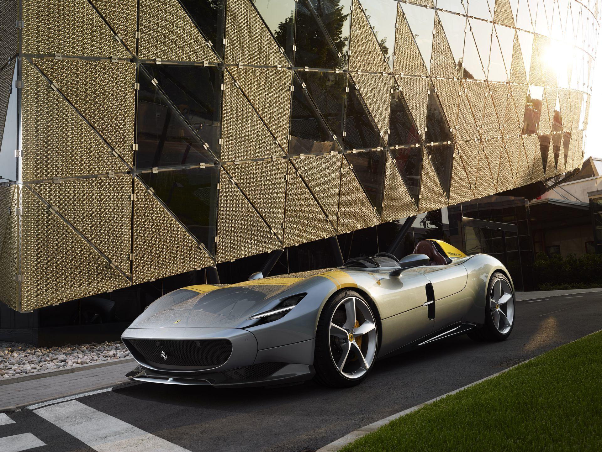 Ferrari Monza Sp1 Sp2 6