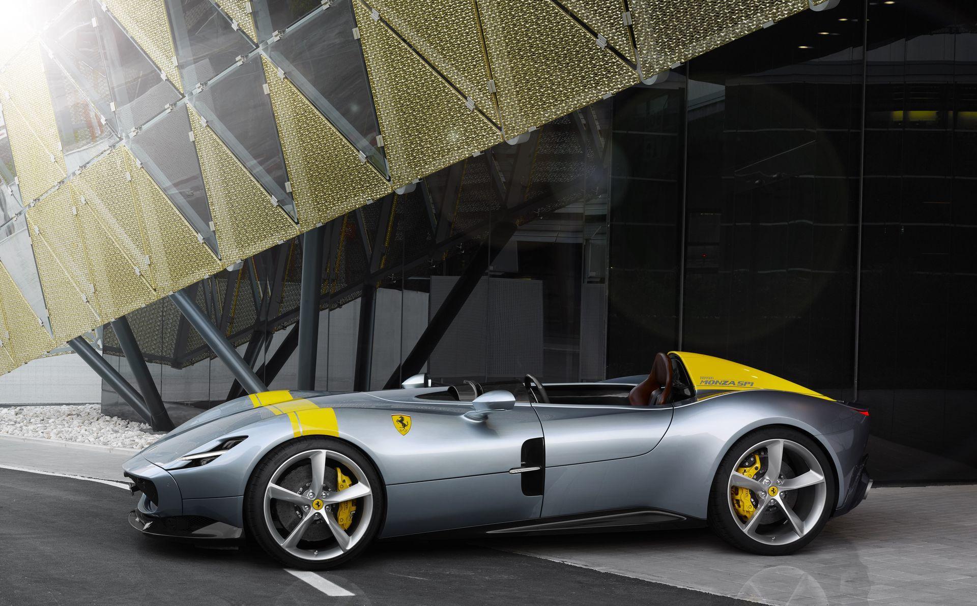 Ferrari Monza Sp1 Sp2 7