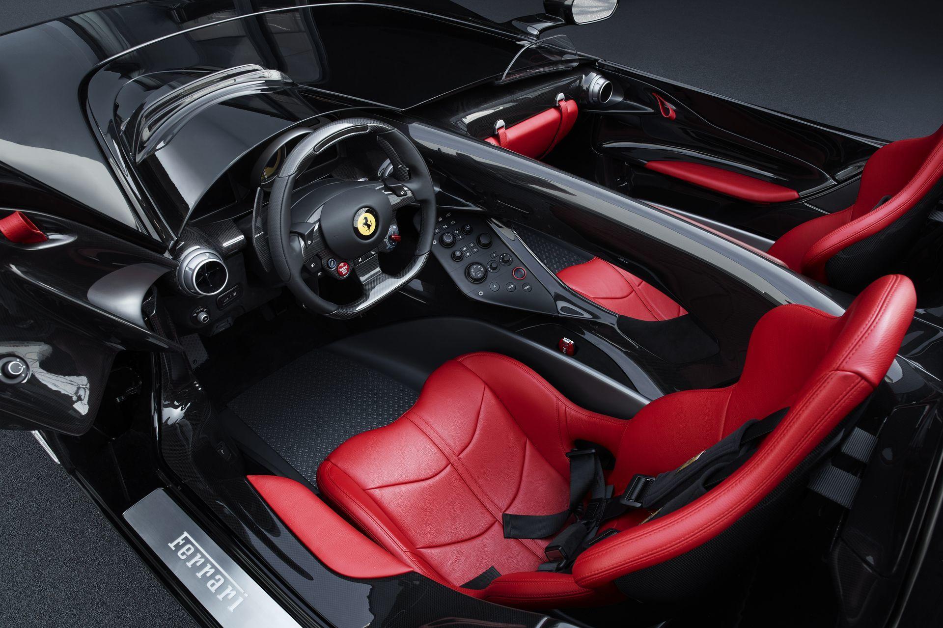Ferrari Monza Sp1 Sp2 8