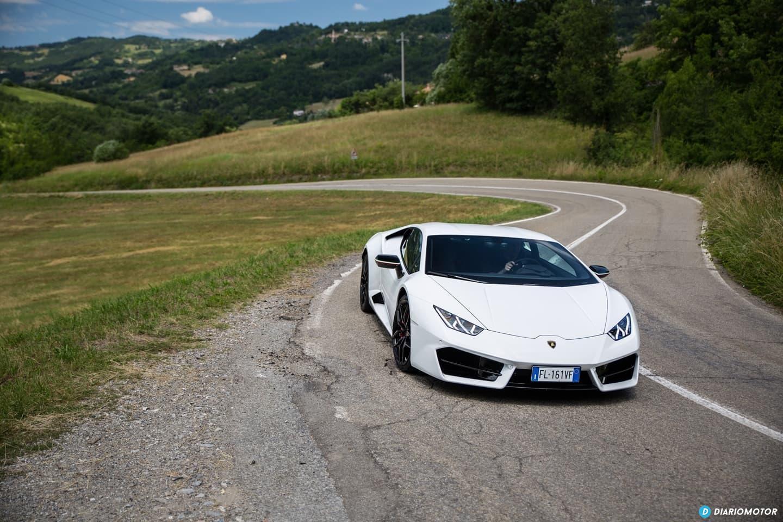 Lamborghini Huracan Lp580 2 Prueba 0918 010