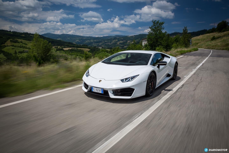 Lamborghini Huracan Lp580 2 Prueba 0918 012