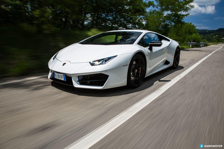 Lamborghini Huracan Lp580 2 Prueba 0918 013