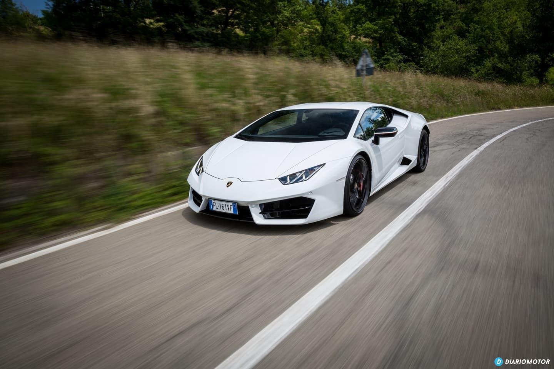 Lamborghini Huracan Lp580 2 Prueba 0918 015
