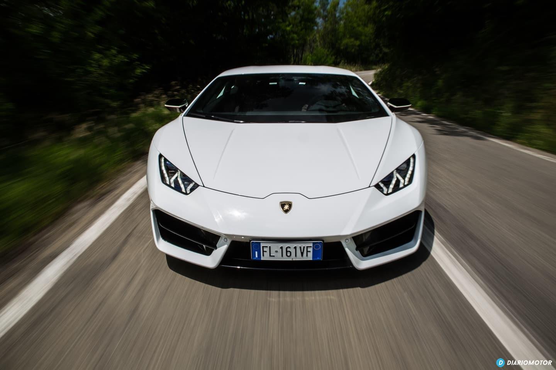 Lamborghini Huracan Lp580 2 Prueba 0918 017