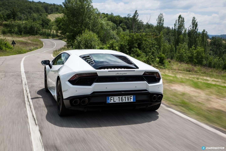 Lamborghini Huracan Lp580 2 Prueba 0918 019