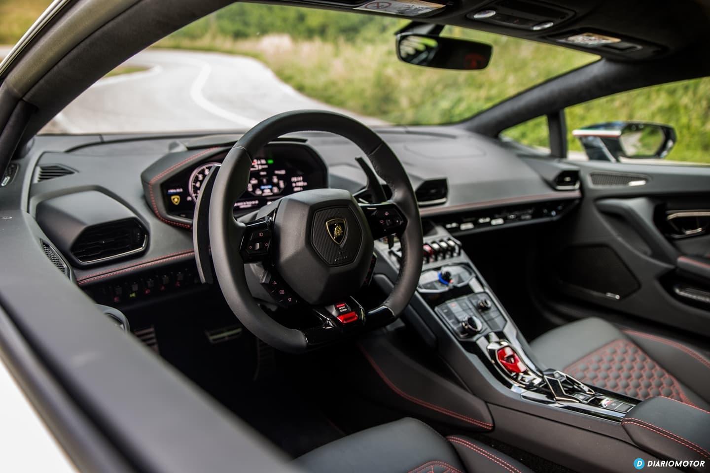 Lamborghini Huracan Lp580 2 Prueba 0918 038