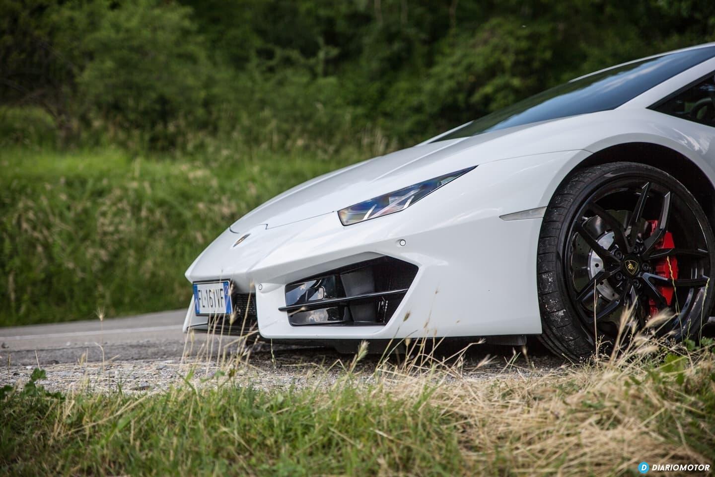 Lamborghini Huracan Lp580 2 Prueba 0918 046
