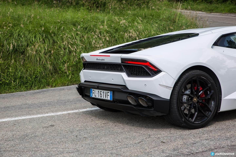 Lamborghini Huracan Lp580 2 Prueba 0918 051