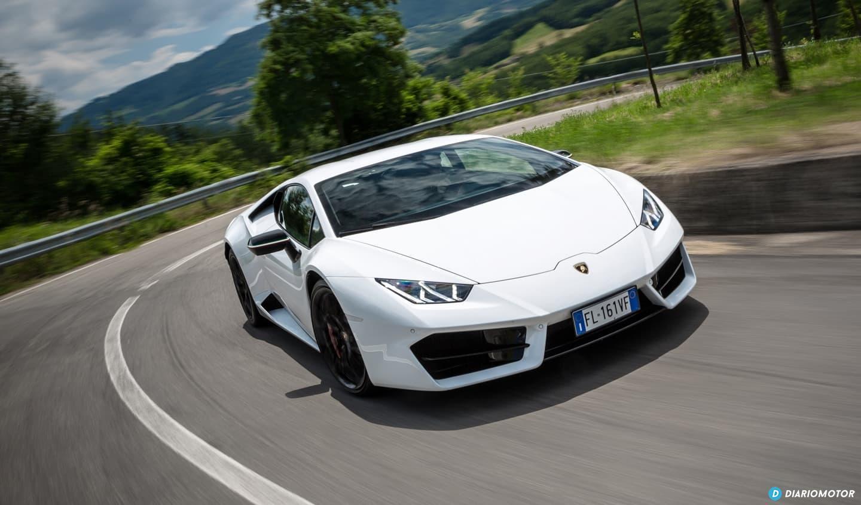 Lamborghini Huracan Lp580 2 Prueba 0918 052