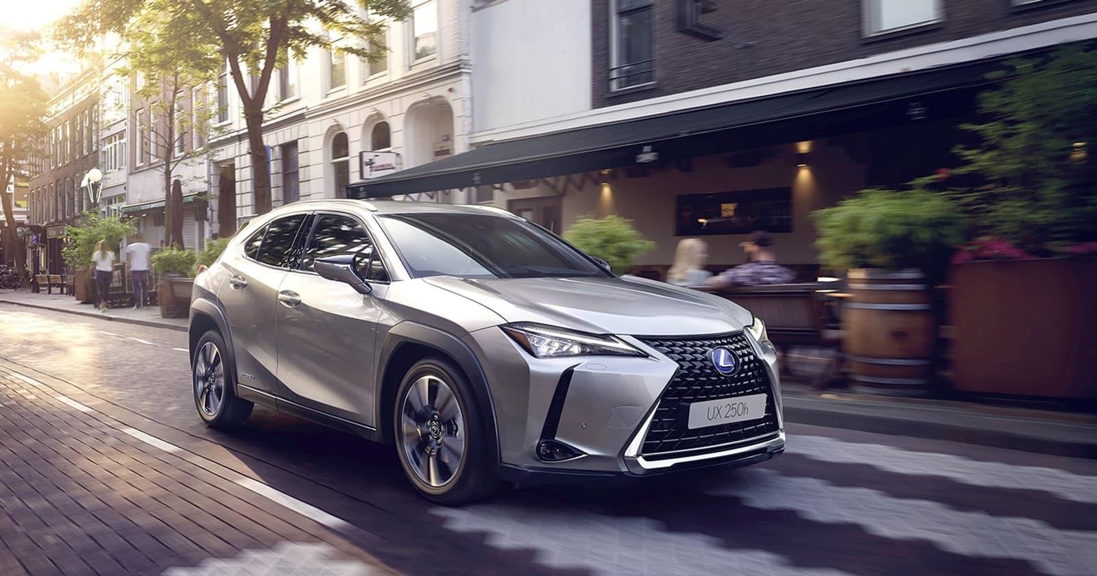 El Lexus UX Hbrido Y Bien Equipado Est En Promocin