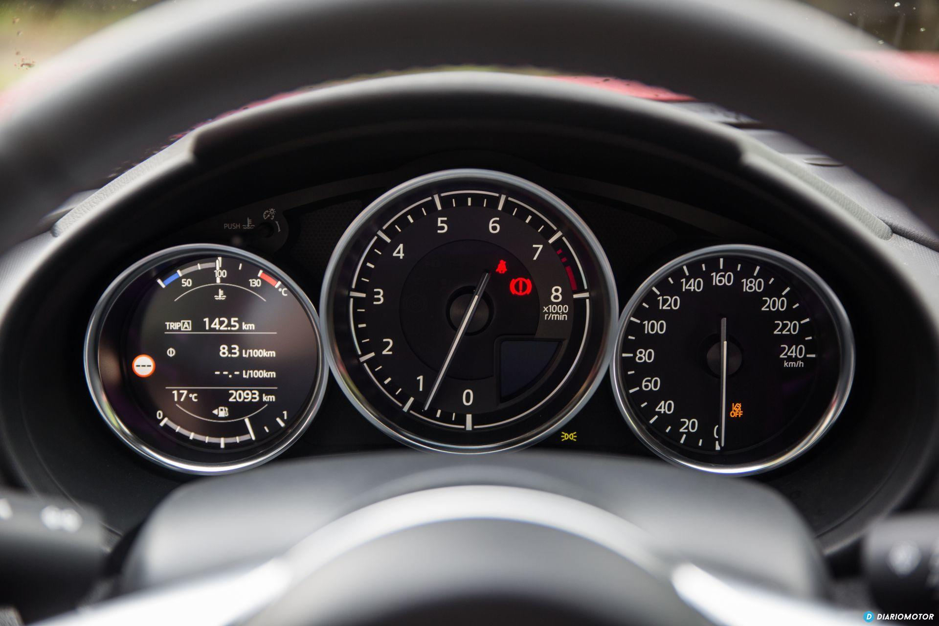 Mazda Mx 5 2019 Prueba 11