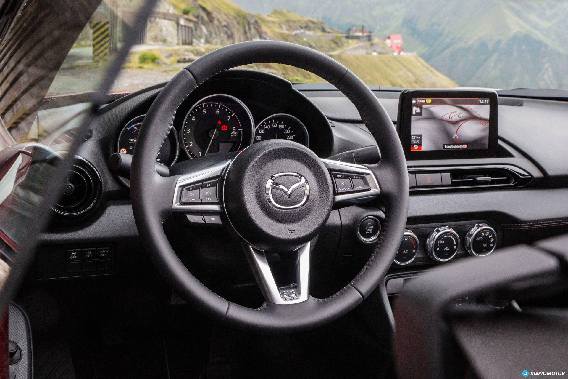Mazda Mx 5 2019 Prueba 28