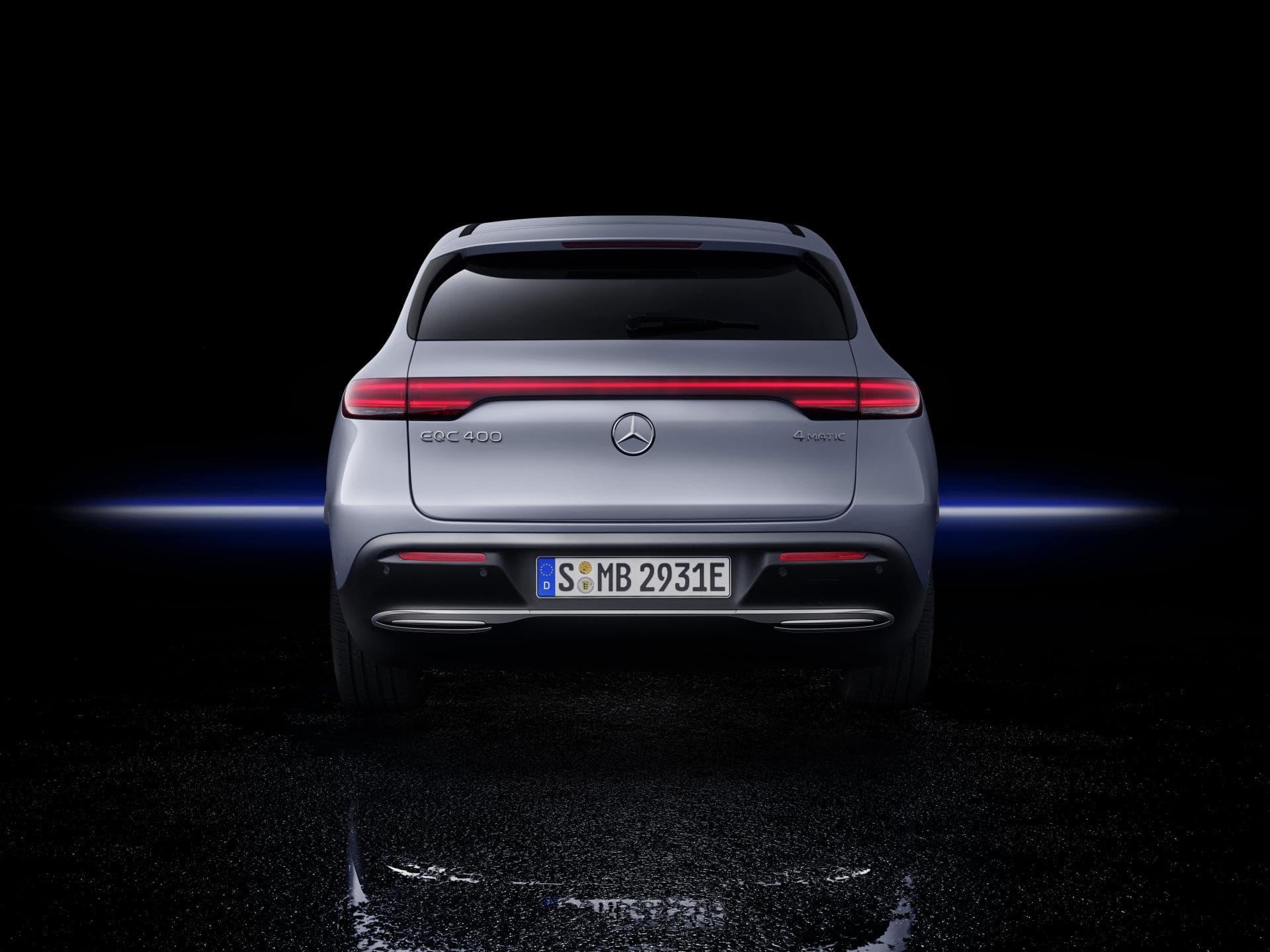 Mercedes Eqc 1