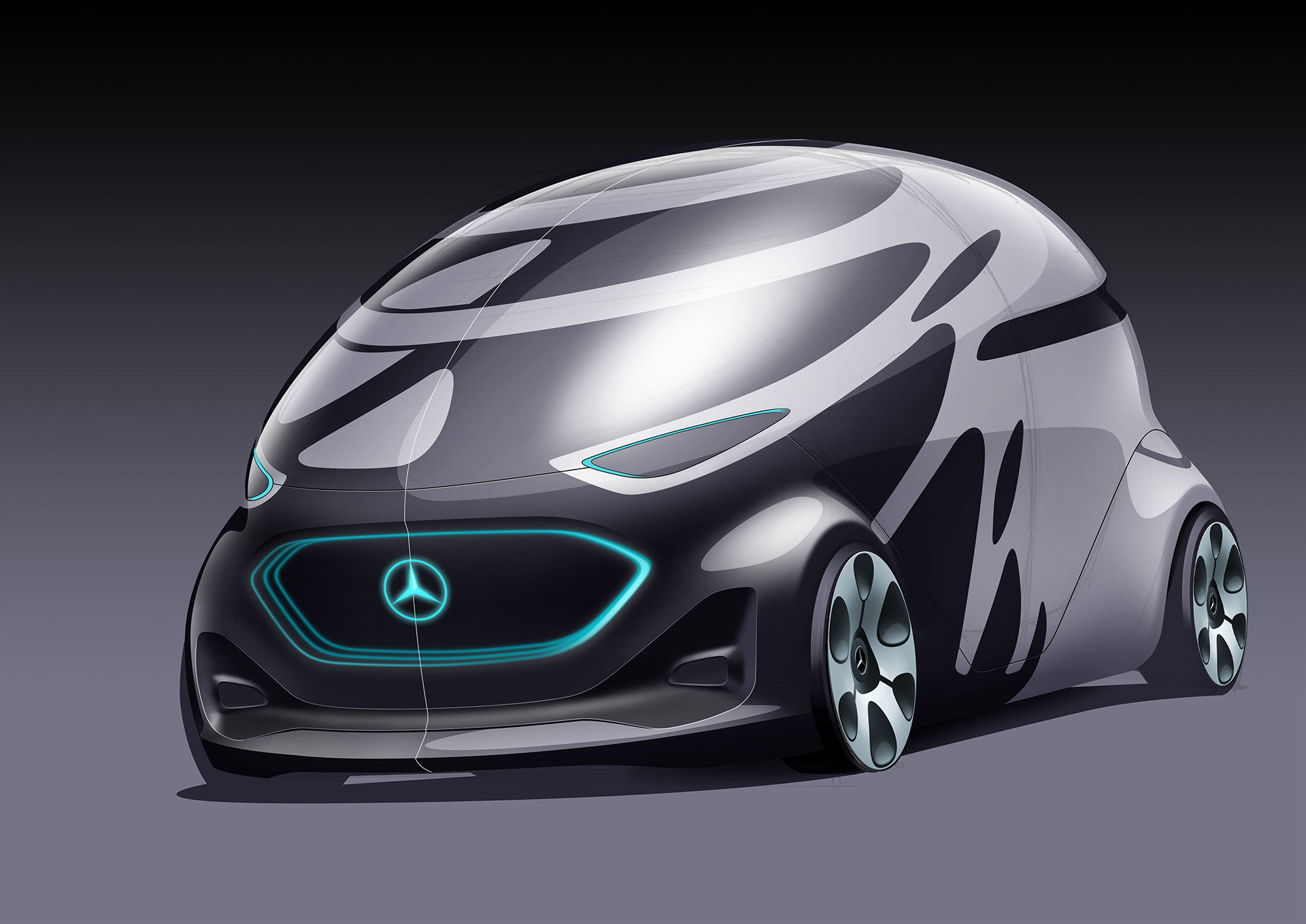Mercedes Vision Urbanetic 09