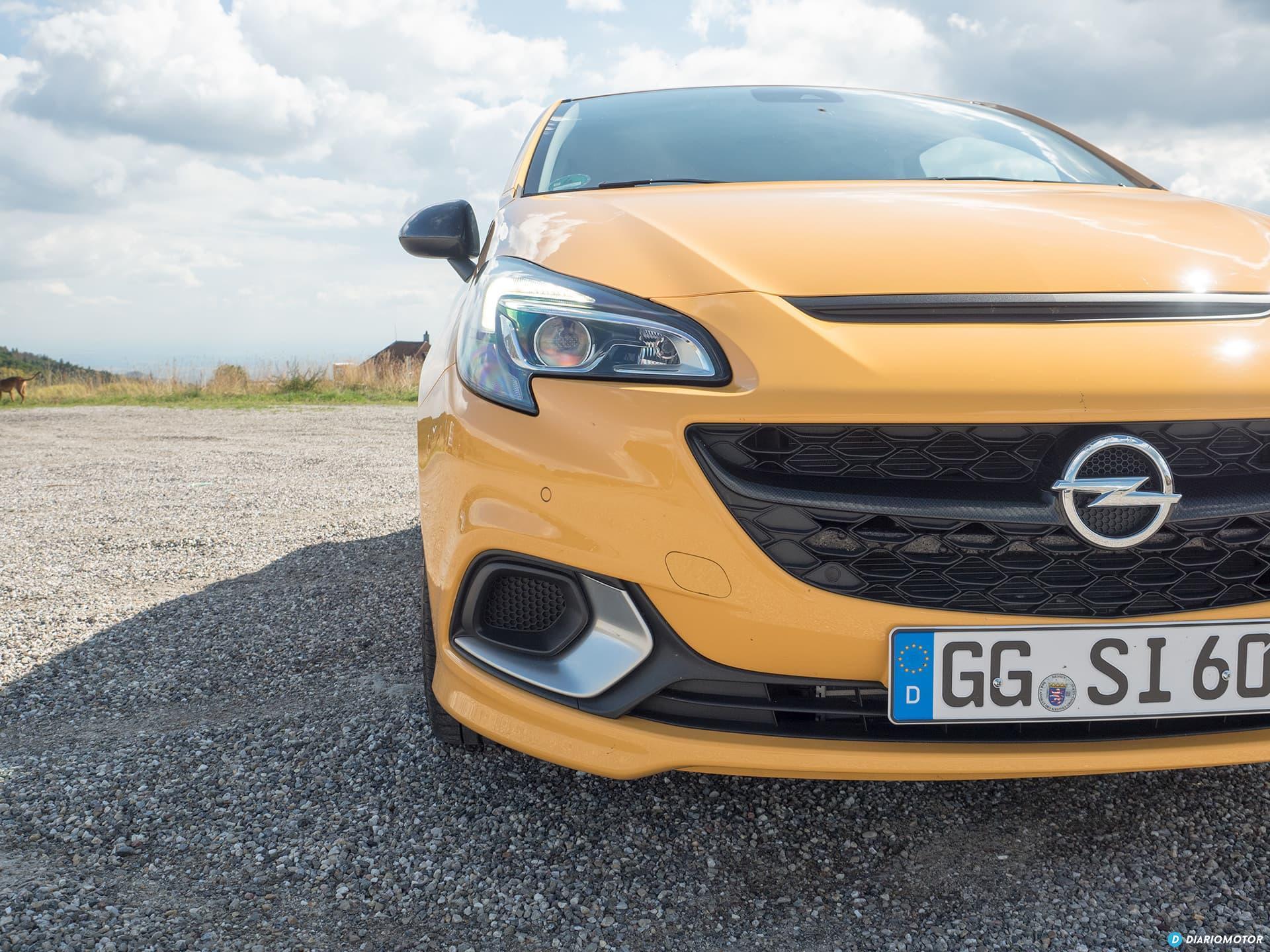 Opel Corsa Gsi Exterior 00001