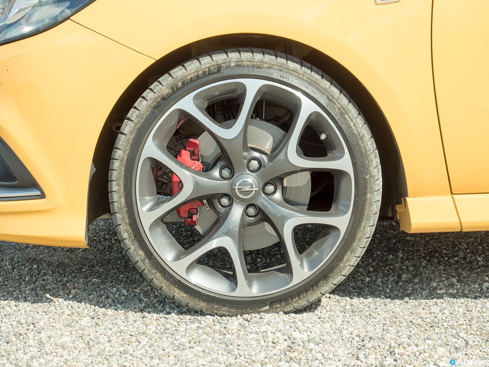 Opel Corsa Gsi Exterior 00005