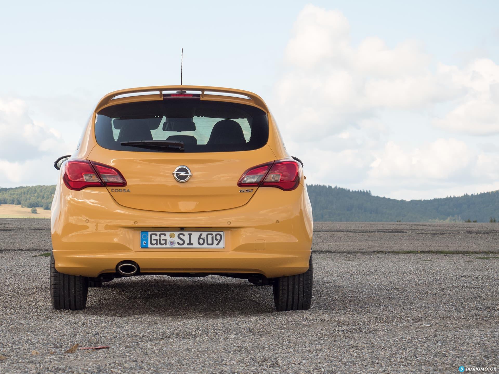 Opel Corsa Gsi Exterior 00006