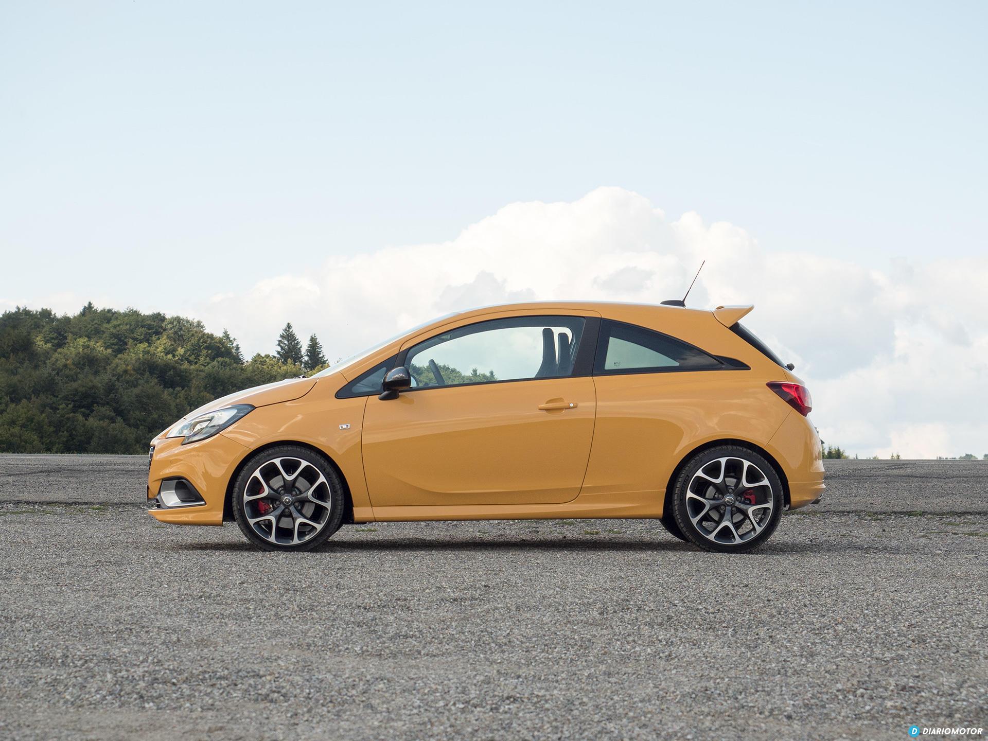 Opel Corsa Gsi Exterior 00008
