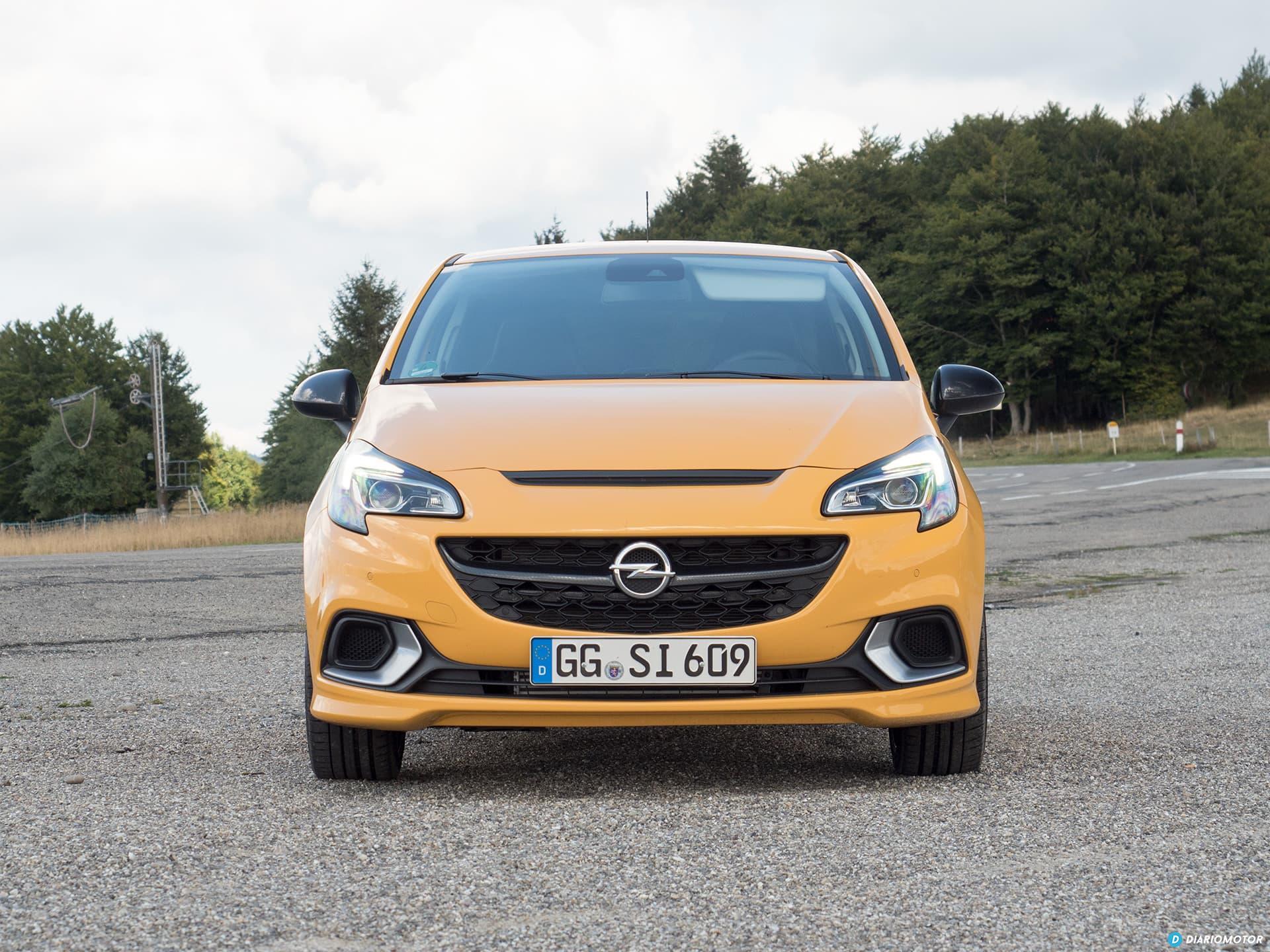 Opel Corsa Gsi Exterior 00009