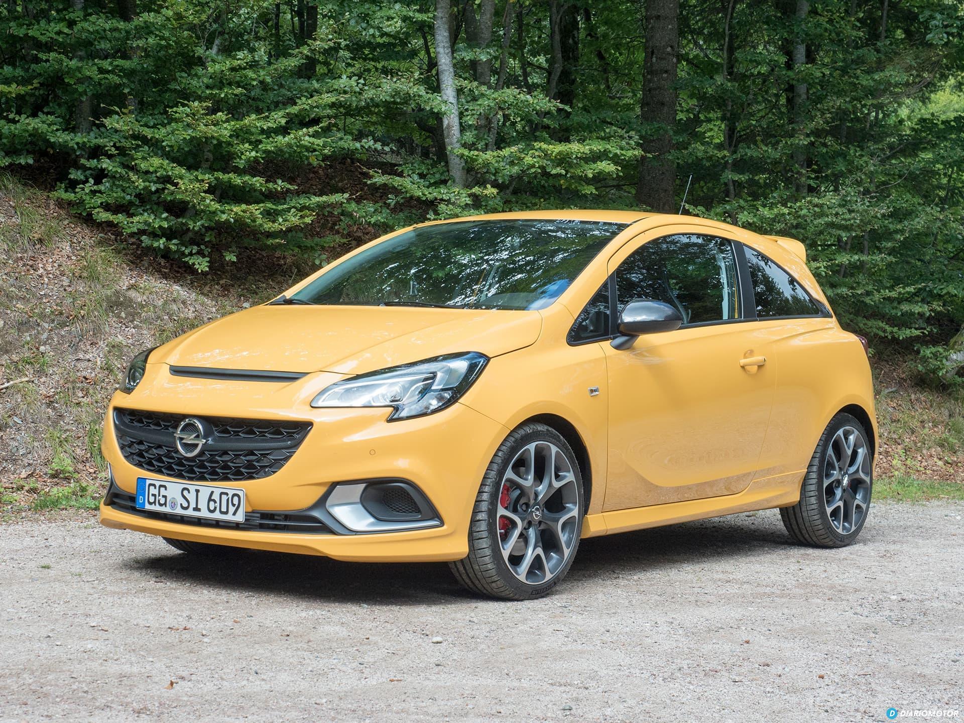 Opel Corsa Gsi Exterior 00011