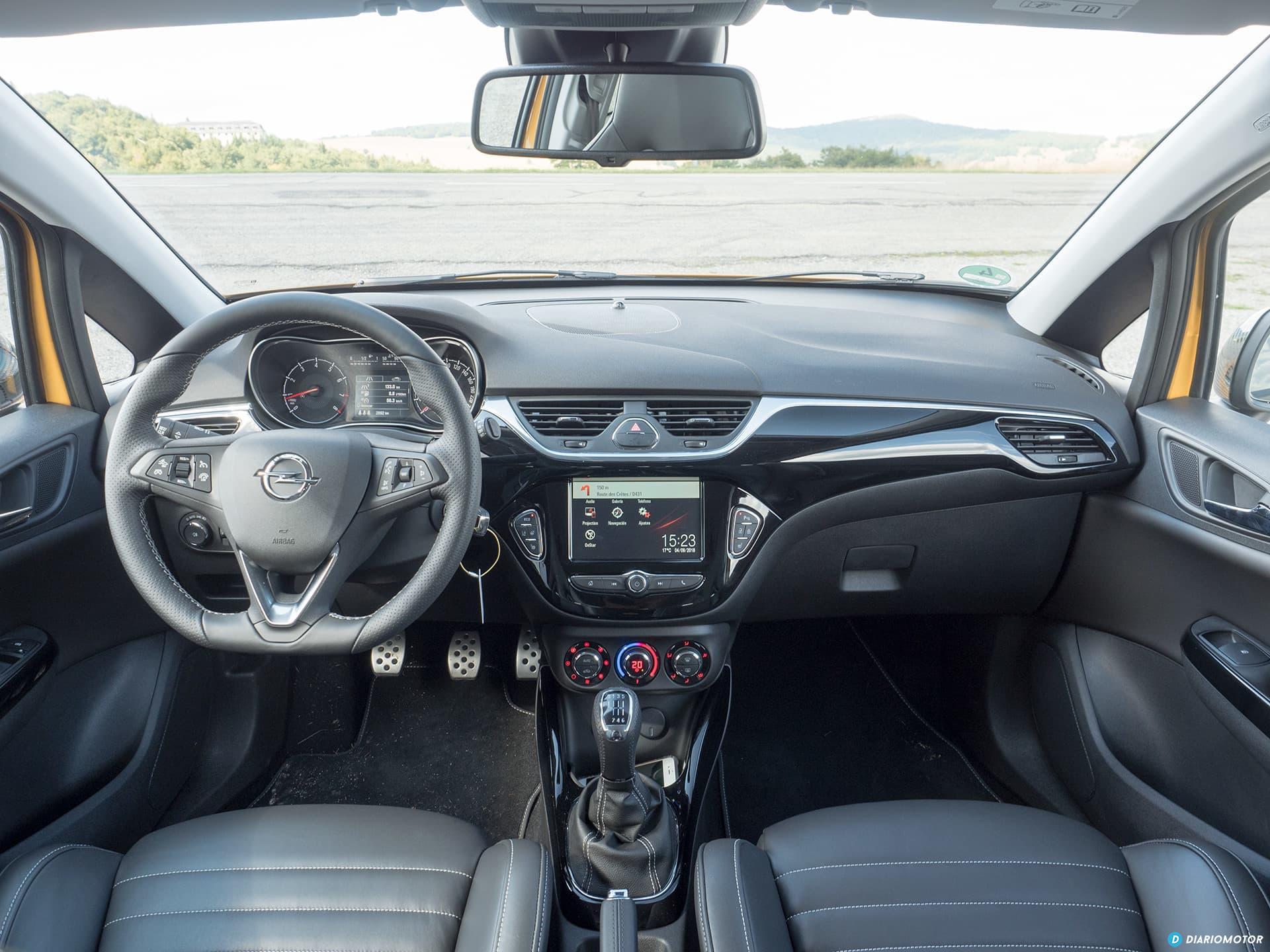 Opel Corsa Gsi Interior 01