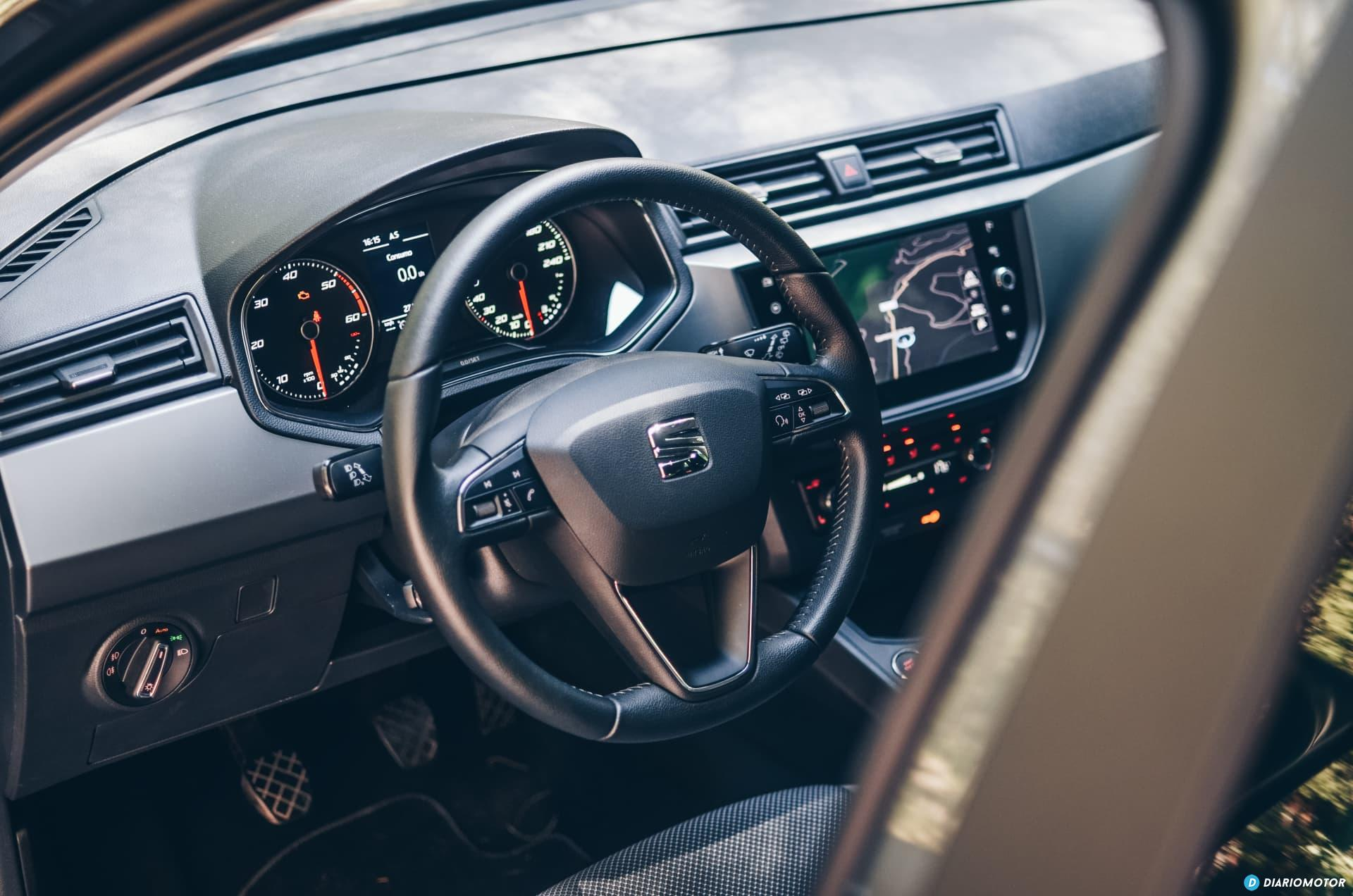 Seat Ibiza Prueba Video Diesel 10