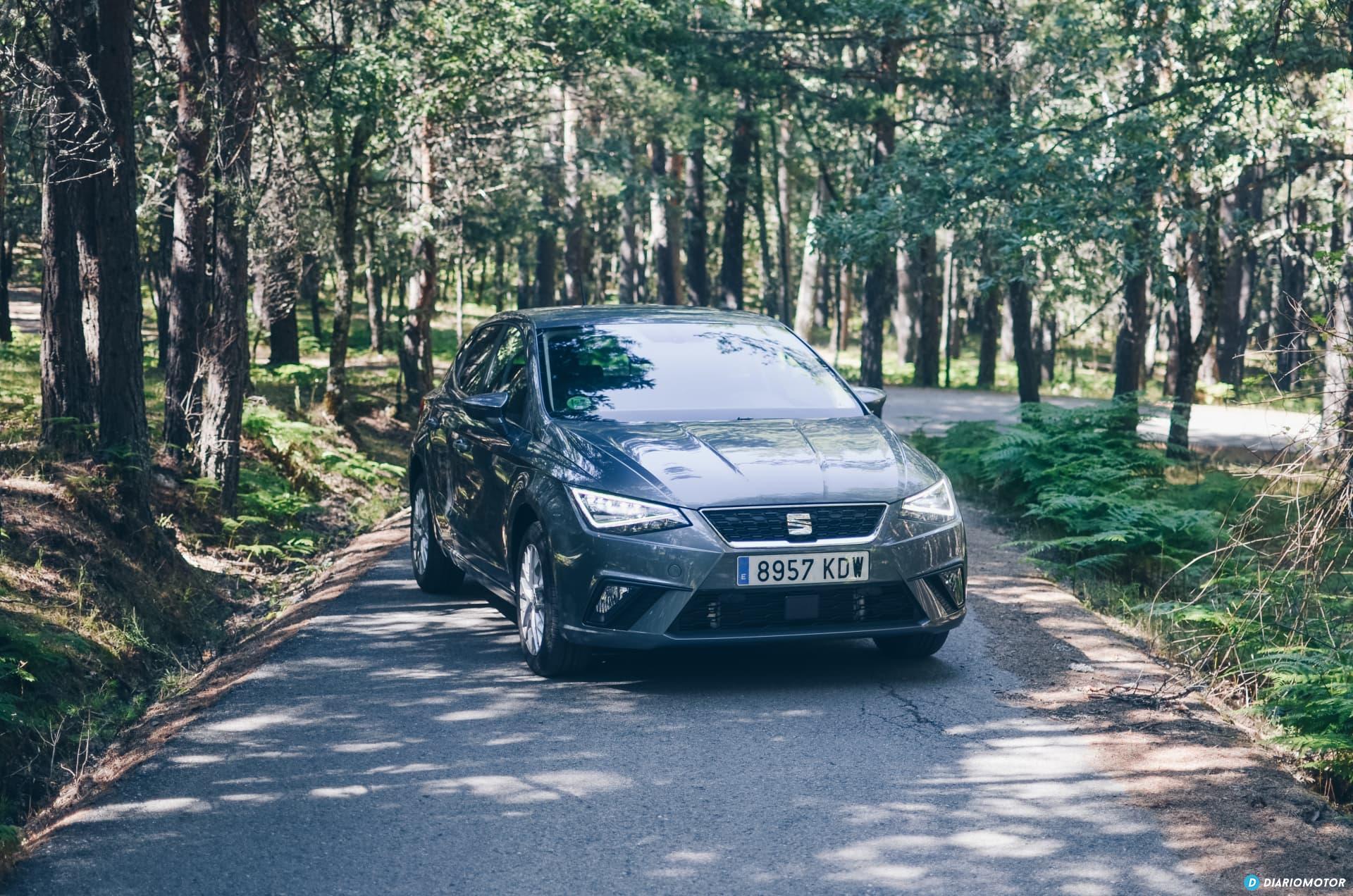 Seat Ibiza Prueba Video Diesel 11