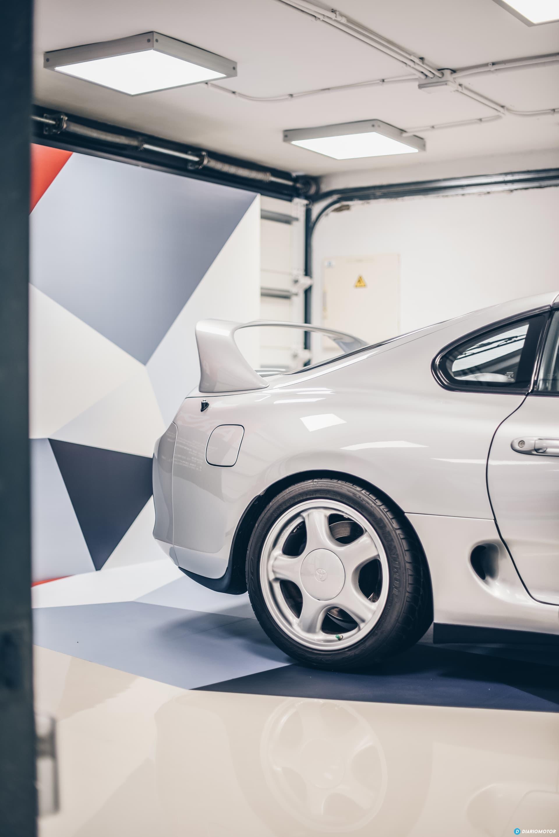 Toyota Supra Prueba 18
