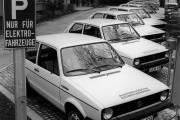 Volkswagen Elektro Golf 1976 05 thumbnail