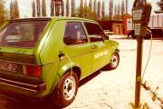 Volkswagen Elektro Golf 1976 06 thumbnail