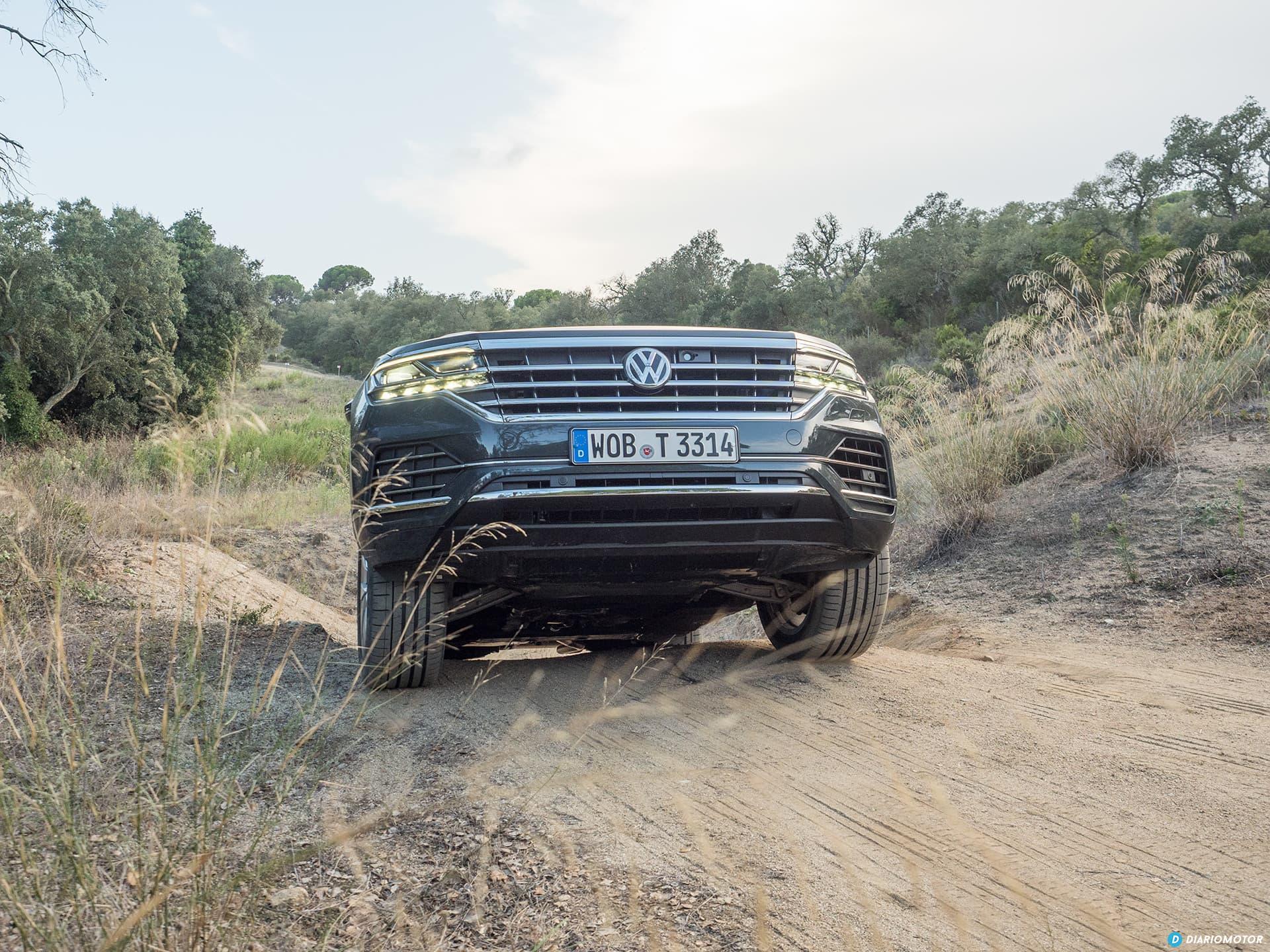 Volkswagen Touareg Todoterreno 00008