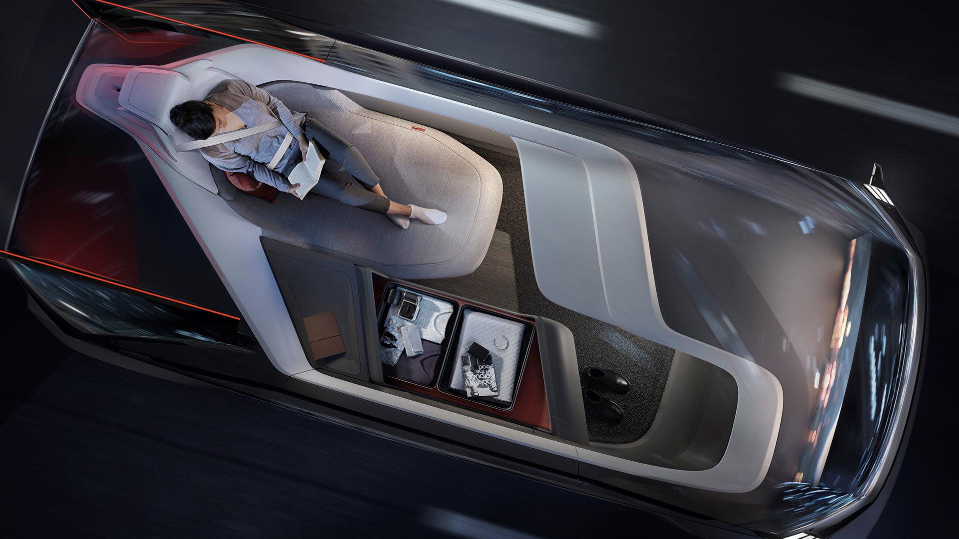 Volvo 360c Autonomous Concept 10