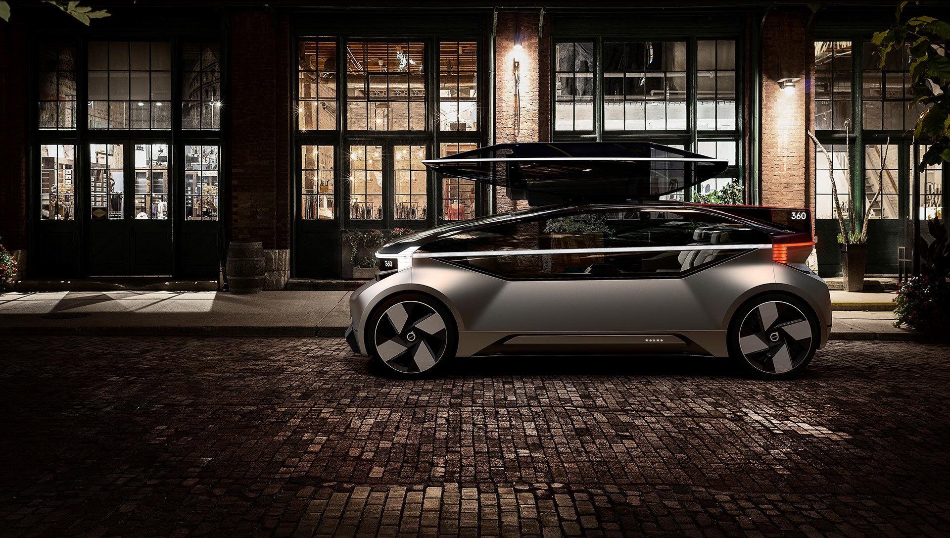 Volvo 360c Autonomous Concept 20