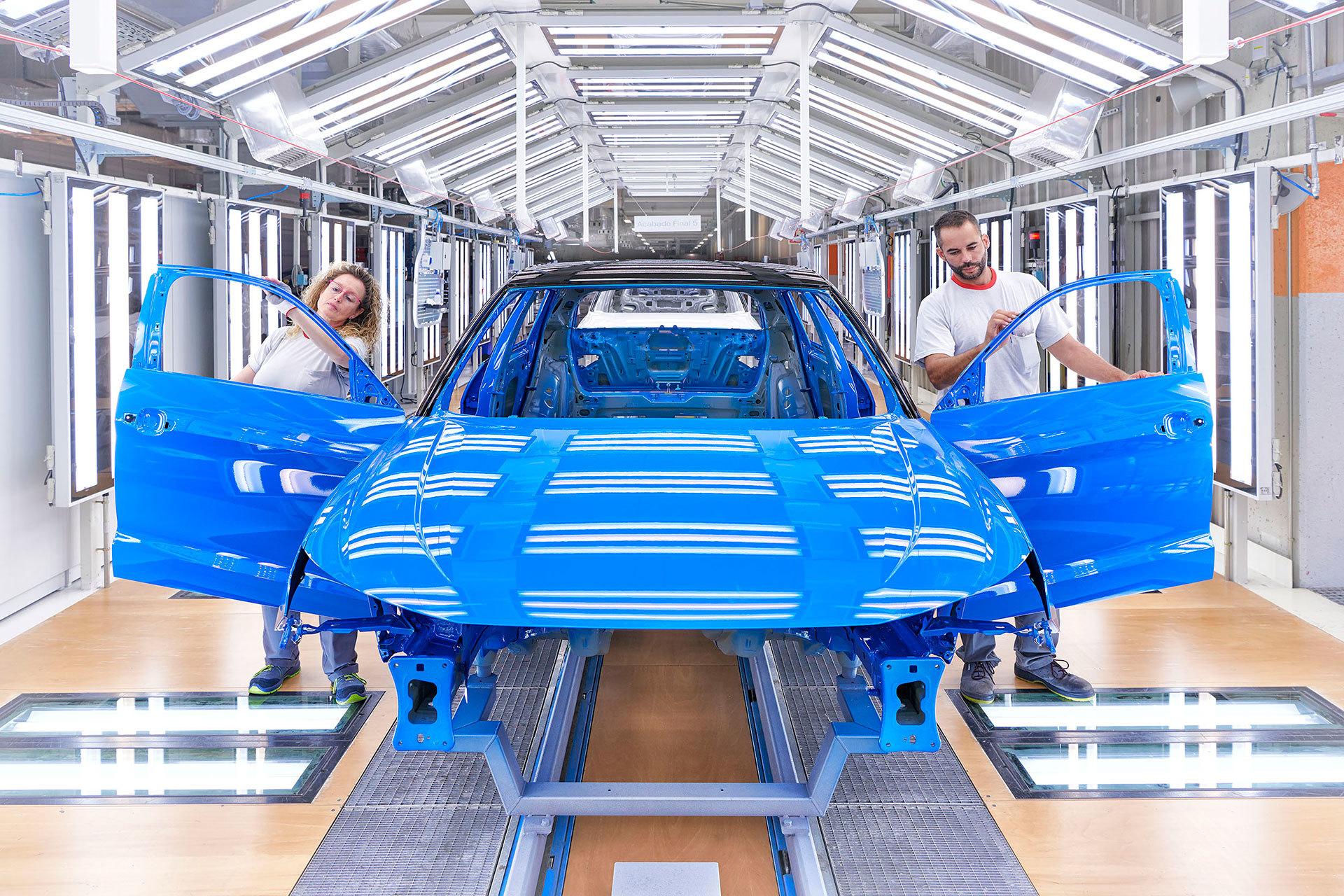 Audi A1 Fabrica Seat Martorell 03