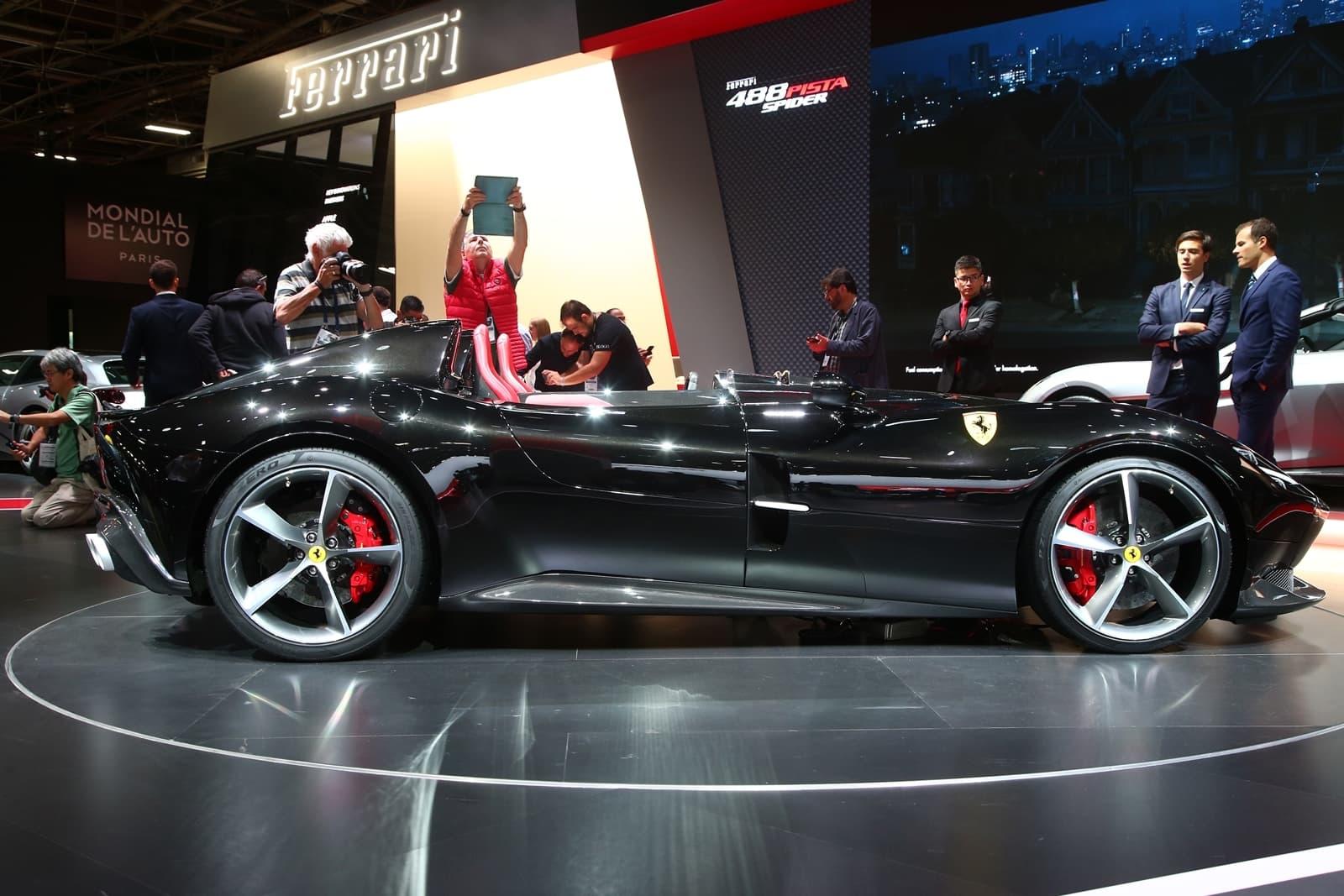 Ferrari Monza Sp1 Sp2 Paris 1018 010
