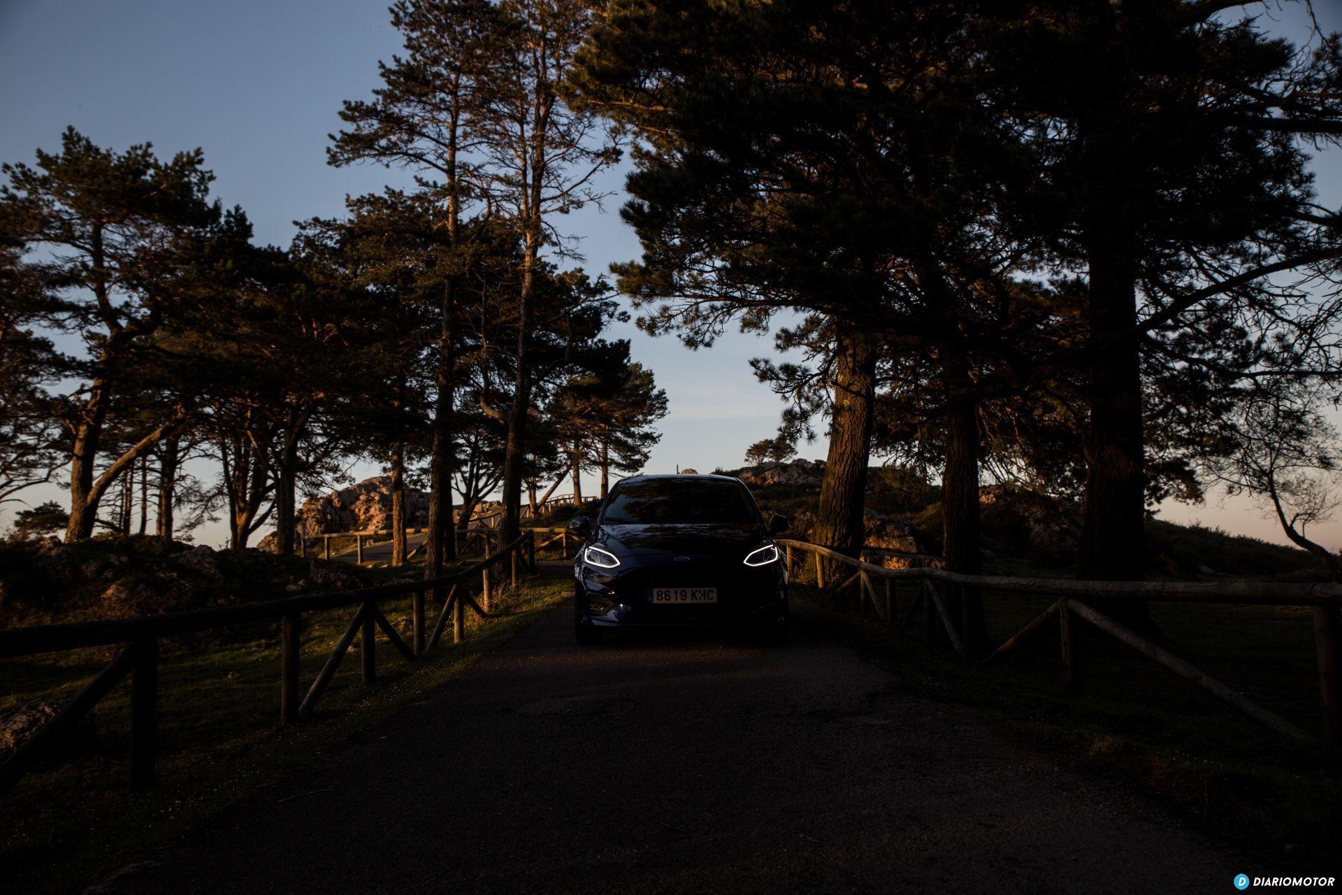 Ford Fiesta Prueba St Line 15
