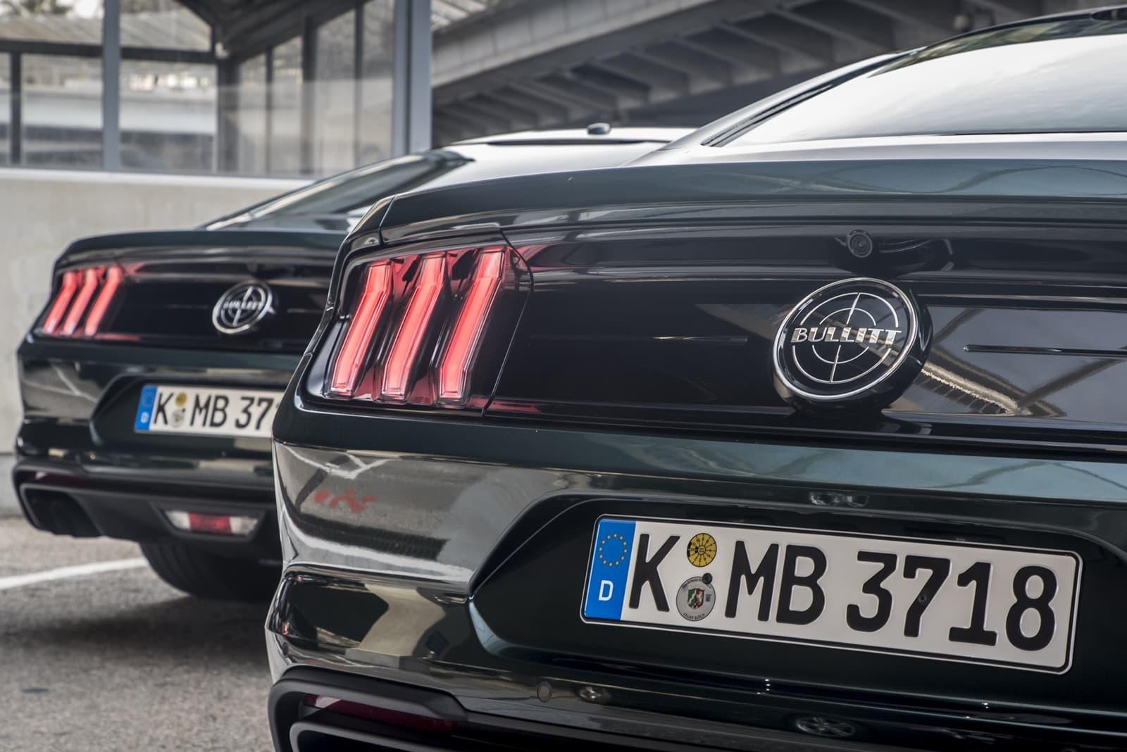 Ford Mustang Bullitt 2018 1018 003