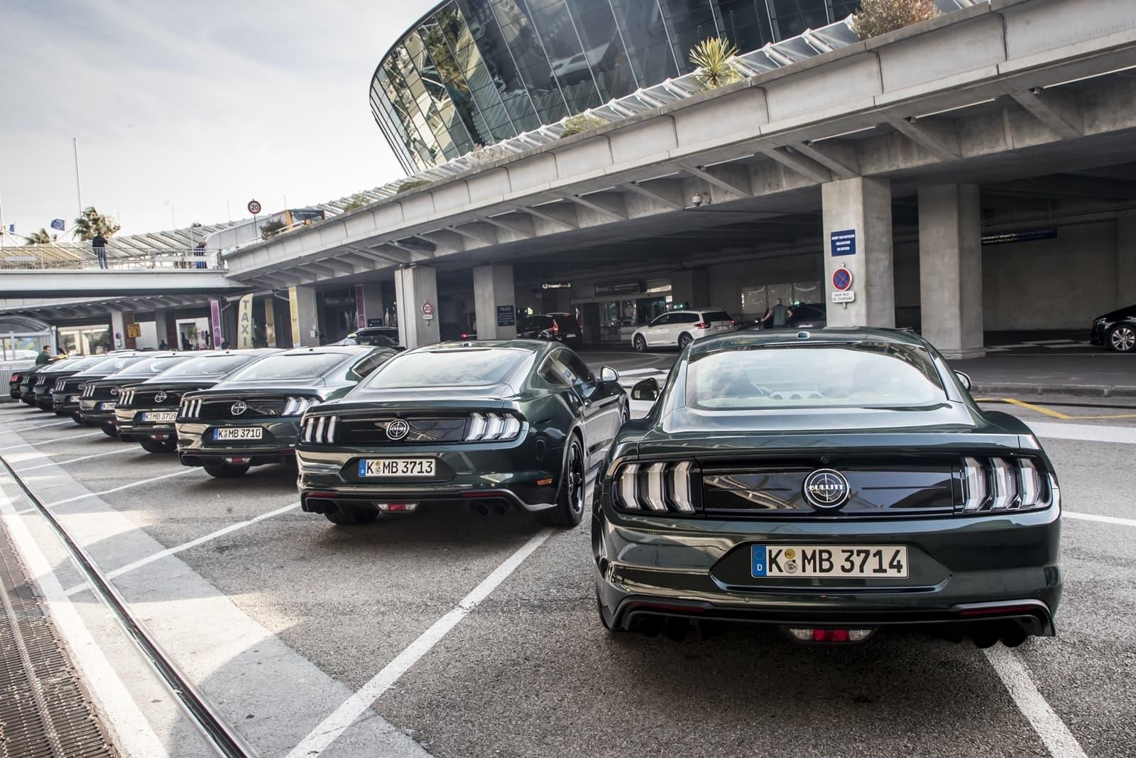 Ford Mustang Bullitt 2018 1018 004