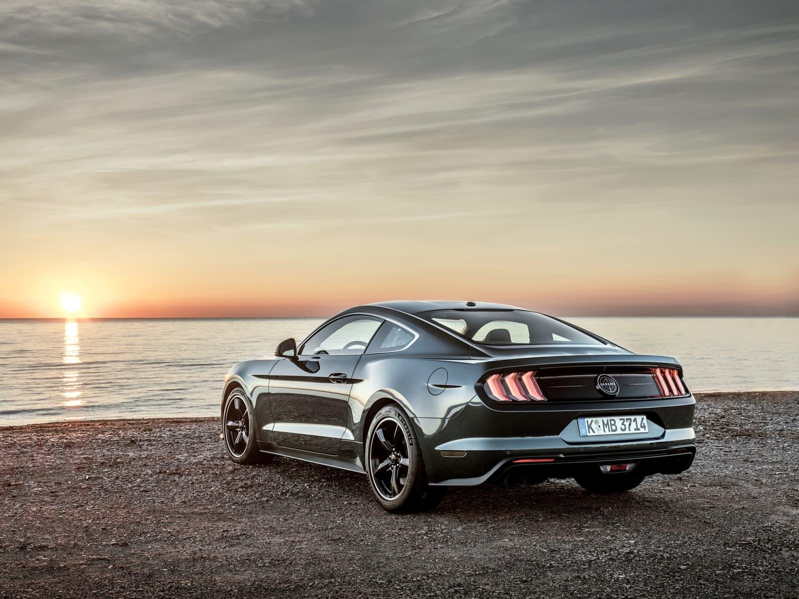 Ford Mustang Bullitt 2018 1018 006