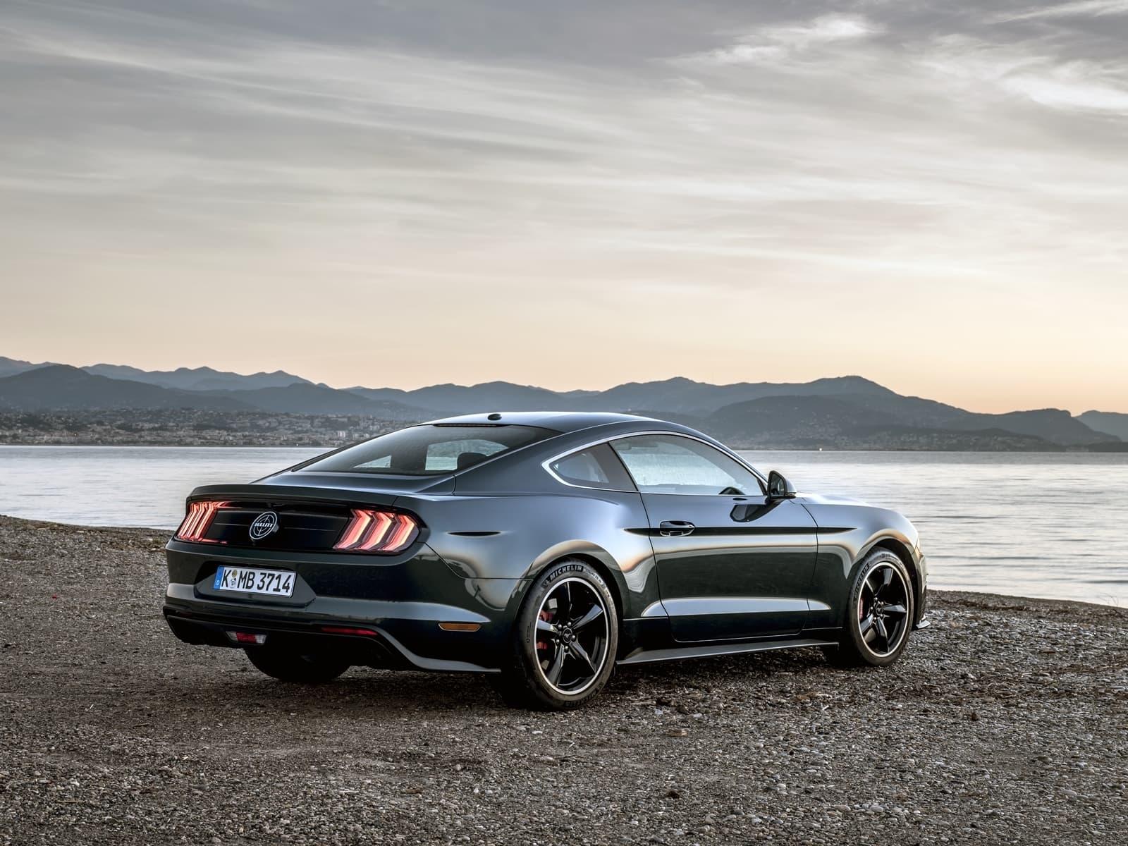Ford Mustang Bullitt 2018 1018 007