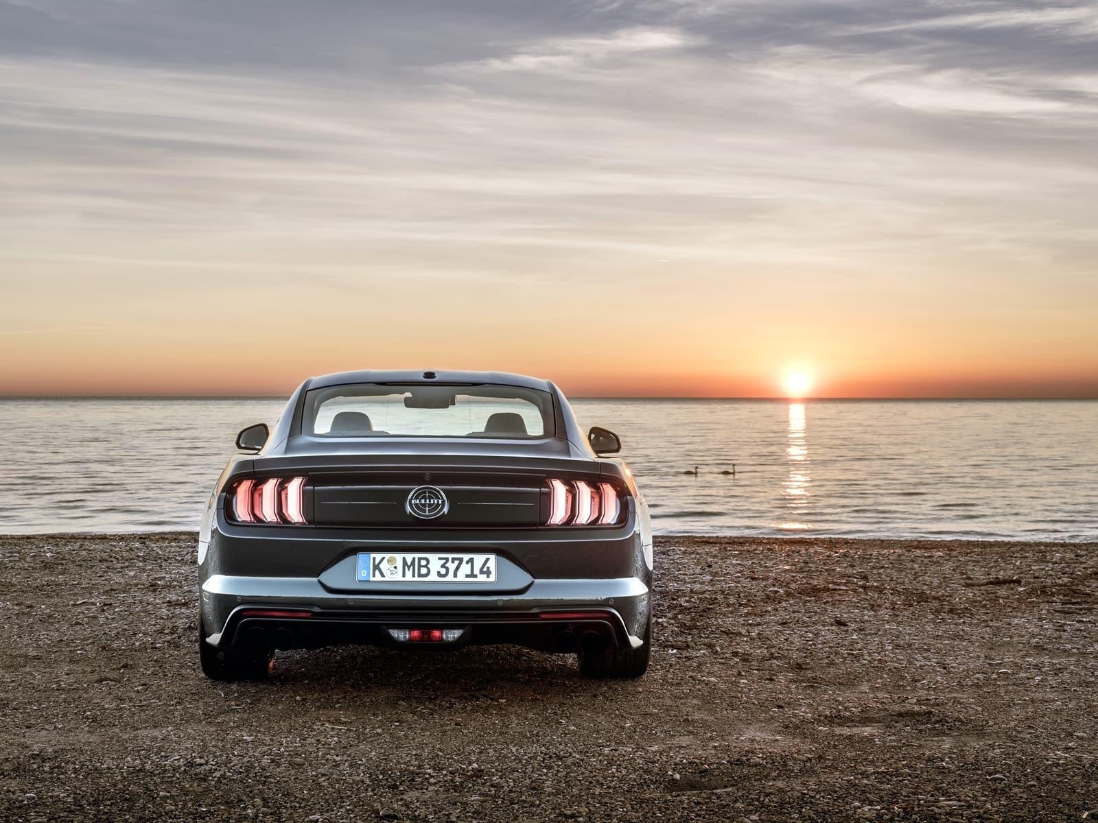 Ford Mustang Bullitt 2018 1018 008