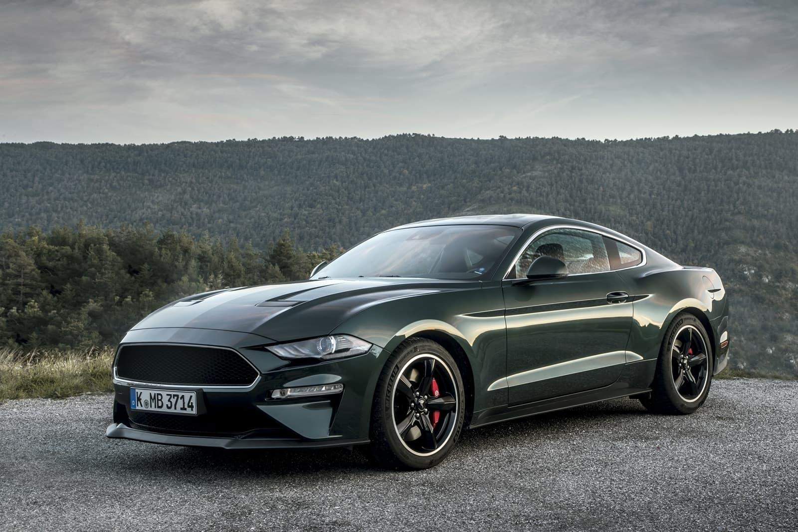 Ford Mustang Bullitt 2018 1018 009