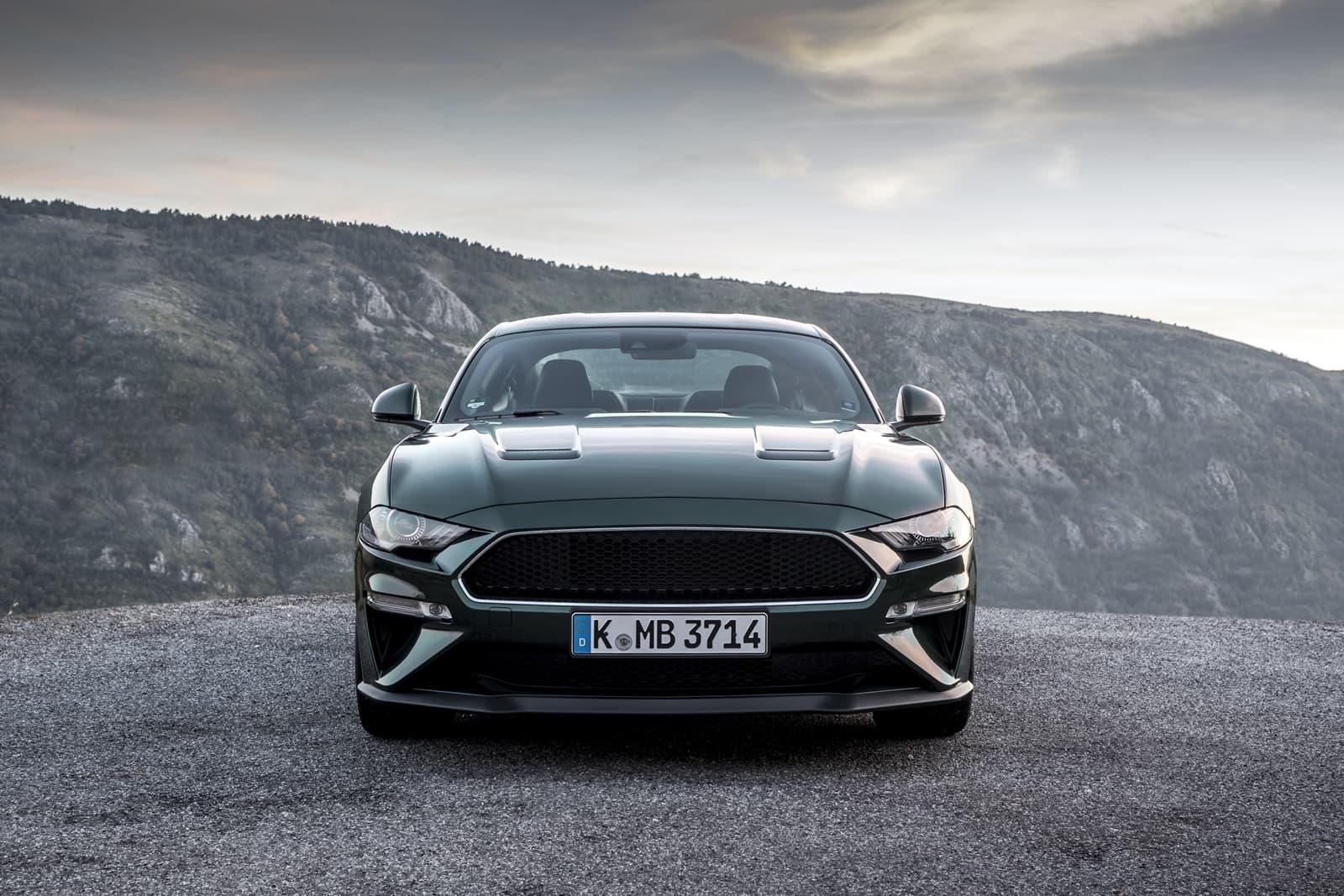 Ford Mustang Bullitt 2018 1018 010