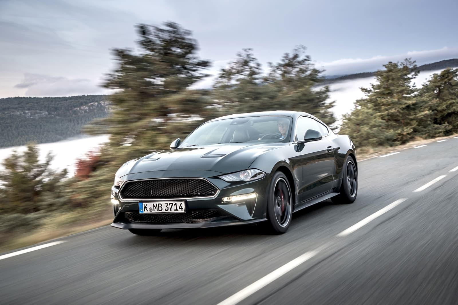 Ford Mustang Bullitt 2018 1018 012