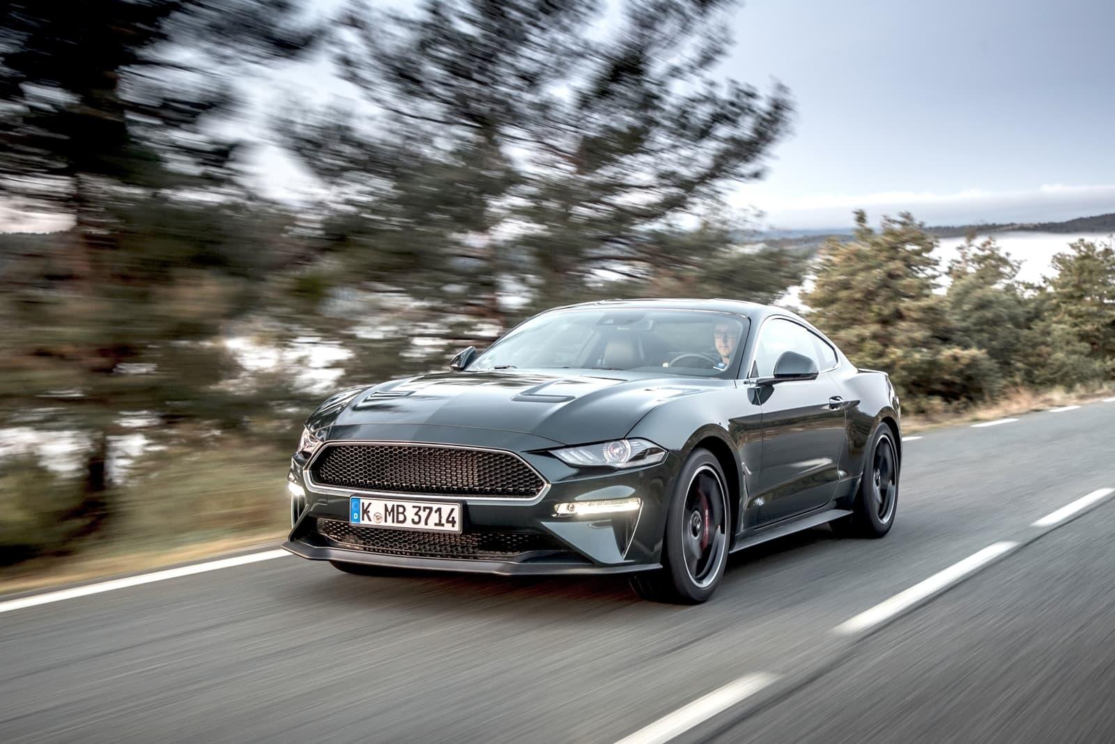 Ford Mustang Bullitt 2018 1018 013